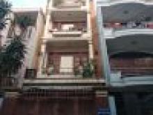 Cho thuê nhà hẻm 7m Diệp Minh Châu 4x20m, 3 lầu sân thượng, 5 phòng ngủ