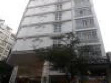 Bán tòa nhà văn phòng Trương Định, Quận 3, DT 8,2x15m, Hầm 5Lầu, TN 300tr/thg. Giá 70 tỷ