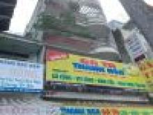 Cho thuê Nhà Mặt tiền Lê Hồng Phong, Quận 5. 5,3x11 nở hậu 8m. Trệt 3 lầu