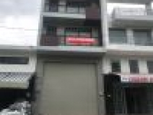 Cho thuê nhà mặt tiền đường Phú thọ hòa dt 4,8x15m 3 tấm