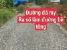 Chủ gửi bán lô đất An Viễn full thổ cư đi bộ vài bước ra Phùng Hưng