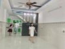 Cho thuê nhà mới nguyên căn - HXH 360 Phạm Hữu Lầu - Dt 3.5x15 - Giá 6 triệu - 2 Lầu + 2pn