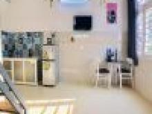 Phòng Studio gác lửng siêu xinh mới tinh  giảm giá mạnh sẵn nội thất tiện nghi ngay Gò Vấp