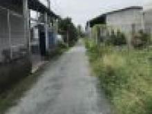 Bán lô đất của dân ở thị trấn thủ thừa giá 800tr