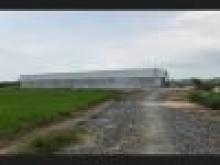 Đất Nhị Thành Thủ Thừa. DT 1582m2. Thổ cứ 400m2. Giá 2,5 tỷ