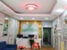 Cho thuê nhà Hẻm 6m Đường Sư Vạn Hạnh, 1 trệt 3 lầu, 6pn 6wc, diện tích 3.5 x 14m