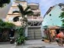 Cho Thuê Nhà 2 lầu 7 phòng ngủ Quận 6 - Mặt Tiền - Gần công viên Phú Lâm