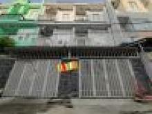 Cho thuê nhà HXH387 Phạm Hữu Lầu - Dt 3.2x13- 2 Lầu + 4pn - Giá 7 triệu