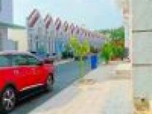 Bán nhà trệt mái thái khu đô thị Thịnh Gia ngay quốc lô 13 Bến Cát Bình Dương, DT 65m2,SHR