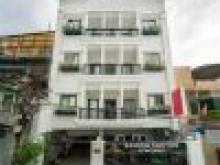 cho thuê nhà MT Lê Quang Định, P1, Gò Vấp. 7,5x20m hầm, 6 lầu, giá thuê 100 tr