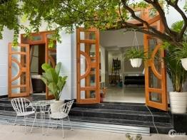 Biệt thự Pasteur đẹp khu đất Rồng trung tâm Sài Gòn giá siêu rẻ 28.5 tỷ.