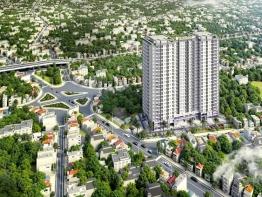 300 triệu sở hữu ngay nhà thành phố 60m2 (2PN) Hỗ trợ lãi suất 0% đến bàn giao