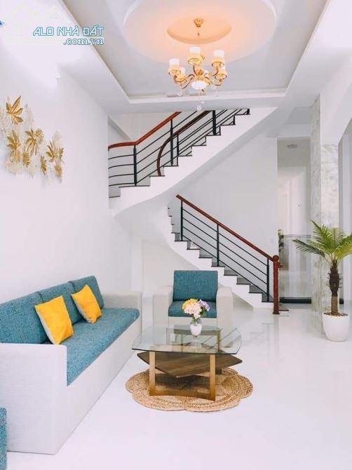 Bán Nhà 1 Trệt 1 Lầu 95.6m2 (5x19.8m) Hẻm Oto Phan Chu Trinh - Giá 5.1tỷ
