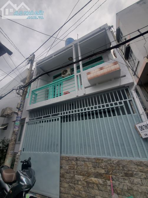 Nhà mới HXH Nguyễn Văn Đậu trệt lầu 2 phòng ngủ 2WC NT cơ bản giá mùa dịch chỉ 10tr/th