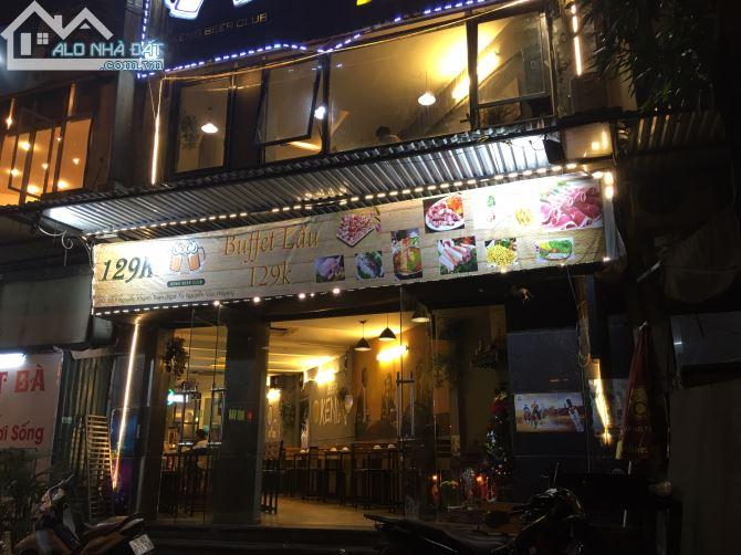 Cho thuê nhà mặt phố Tô Hiệu, giá rẻ vị trí đẹp. MT 6m DT 110m2 x 3 tầng