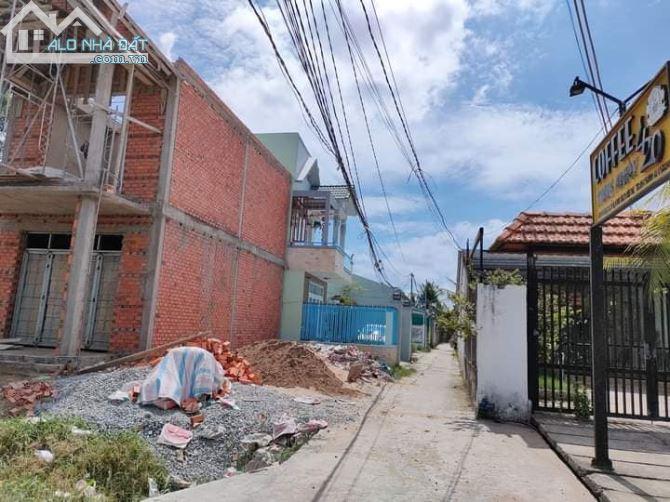 Phú Tân - Cần bán nền hẻm Sân bia Dtich 151m Ngang 7,3 đường oto