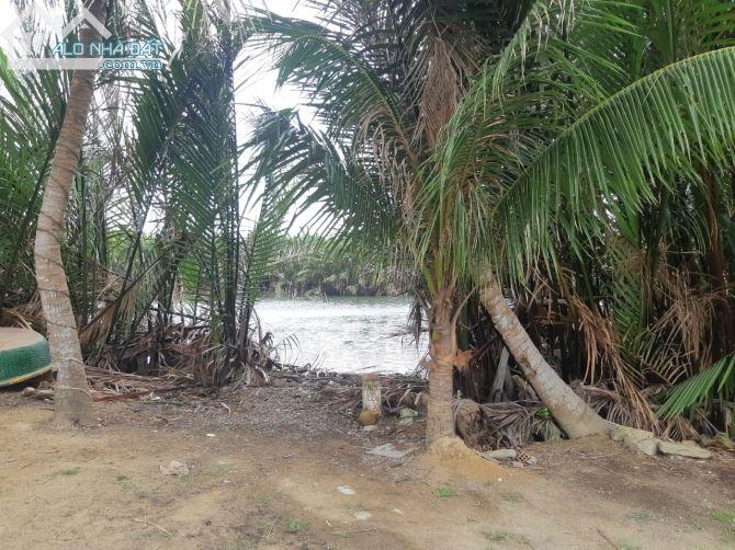 Cần bán lô đất 224m2 ngang 7m hướng Đông Nam , thôn 8 xã Cẩm Thanh , TP Hội An , Quảng Nam
