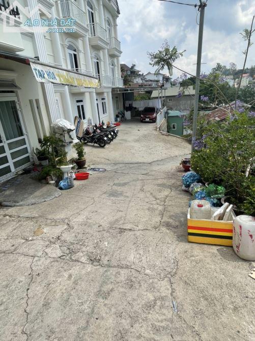 nhà hẻm ô tô Hà Huy Tập, p3, Đà Lạt.