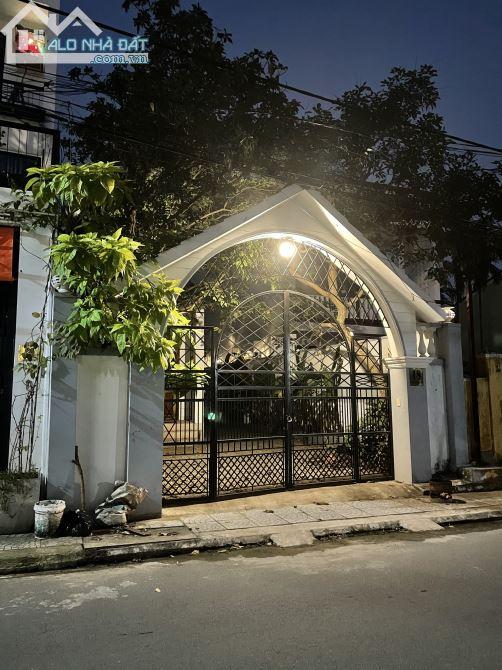 Cần tiền, Bán gấp nhà vườn 2 tầngTrung Tâm Hội An, Ngang 7m dài 27m50,