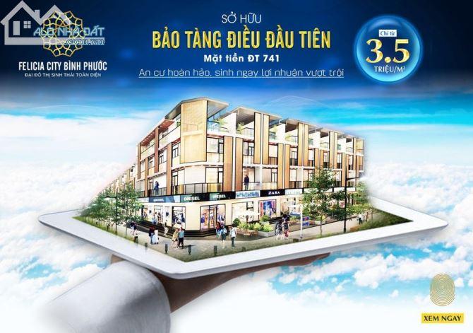 Dự án Felicia City Bình Phước Đại Đô Thị Sinh Thái Toàn Diện