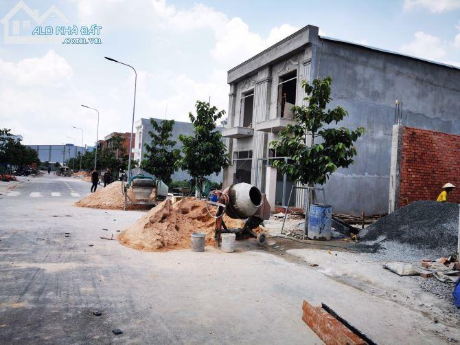 Đất Sổ Hồng Mặt Đường ĐT747 Liền Kề KCN Nam Tân Uyên Mở Rộng