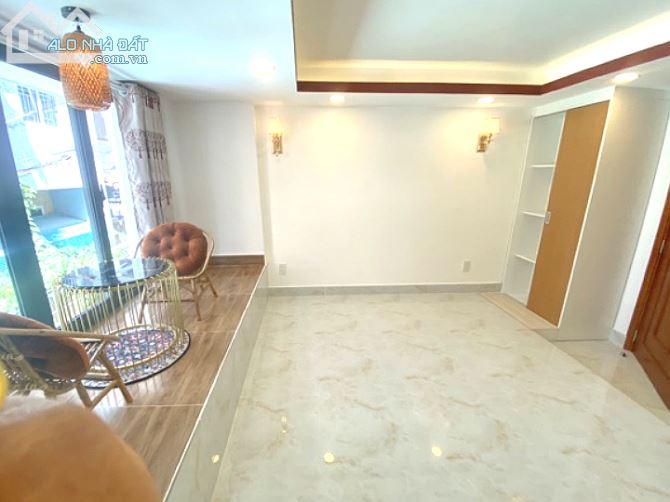 Bán Nhà Phú Nhuận, 4 Lầu 3 P.Ngủ, Dtsd 102m2, Vuông Vức, Hẻm 4m Huỳnh Văn Bánh