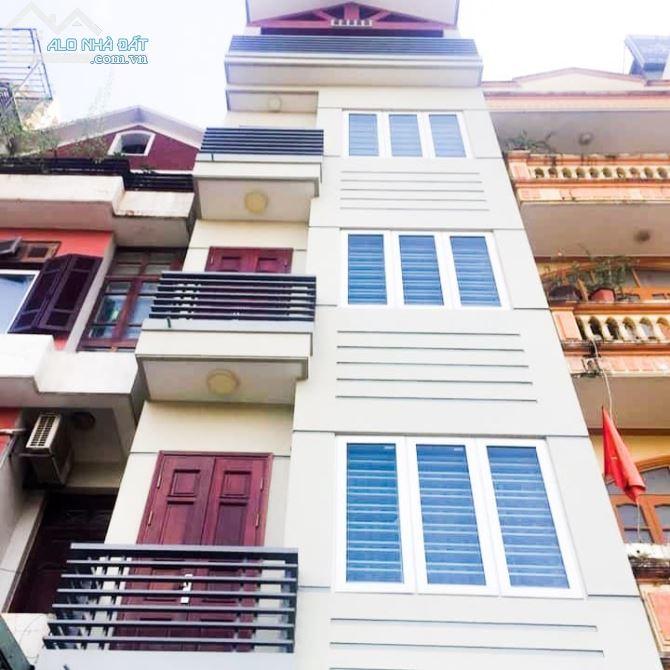 Bán nhà Lương Khánh Thiện, Hoàng Mai, 53m2 x 4 tầng, oto 15m, 3 mặt thoáng, chỉ 4.55 tỷ TL