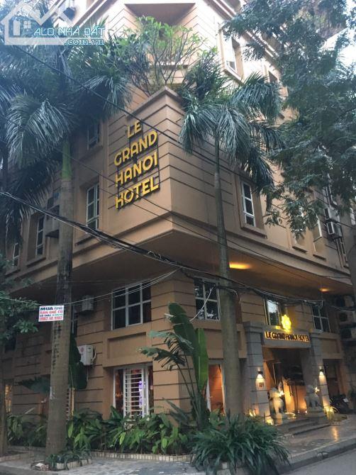 bán nhà lô góc MP Hoàn Kiếm MT:16m,cho thuê 170tr/thg.Giá chỉ:50 tỷ