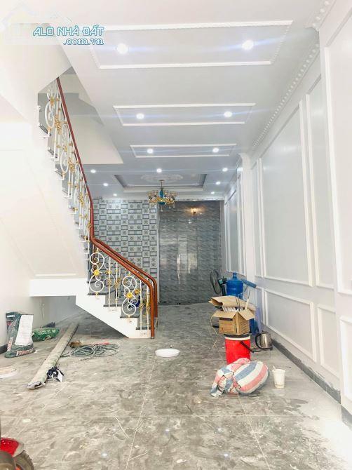 Siêu Phẩm nhà 4 tầng  tđc Xi Măng - Sở Dầu – 50m vuông – Giá 4.35 tỉ