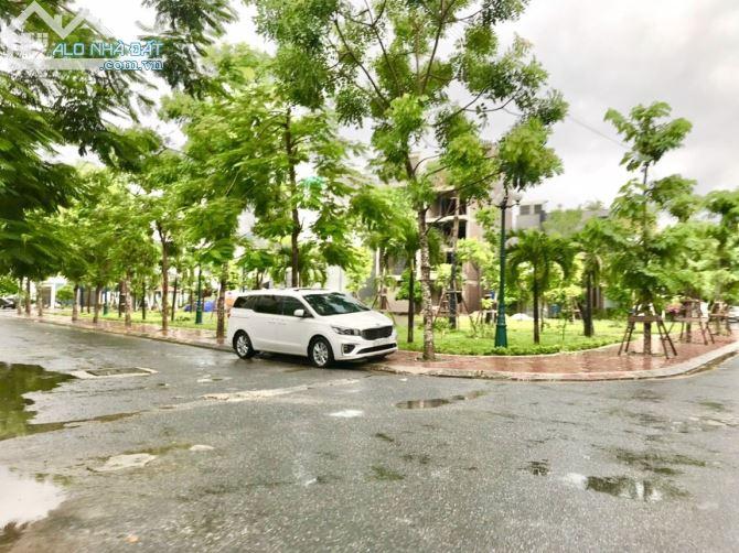 Bán lô góc sẻ khe 100m2 tại trung tâm quận Ủy Hồng Bàng, Hải Phòng - Giá 5.5 tỷ
