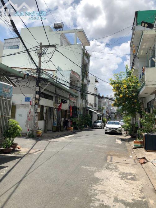 Bán nhà hẻm ôtô 85m2 Cao Thắng P.12 Quận 10 giá 9,5 tỷ