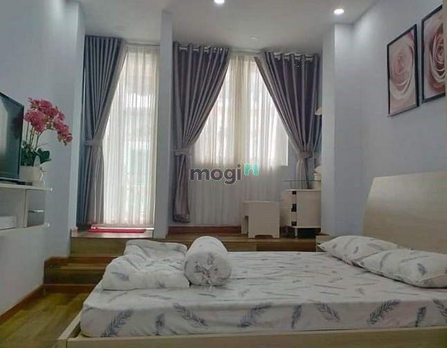 Bán nhà Cao Thắng, Quận 3 ngang 3.8m 4 lầu, giá 4 tỷ 5