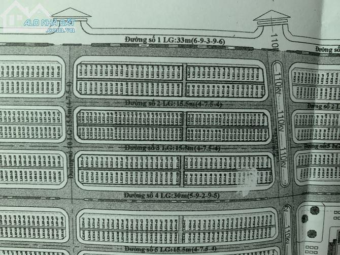 Cần bán nền Đường số 4 (H.Đông Nam) khu Cửu Long chuẩn bị ra sổ