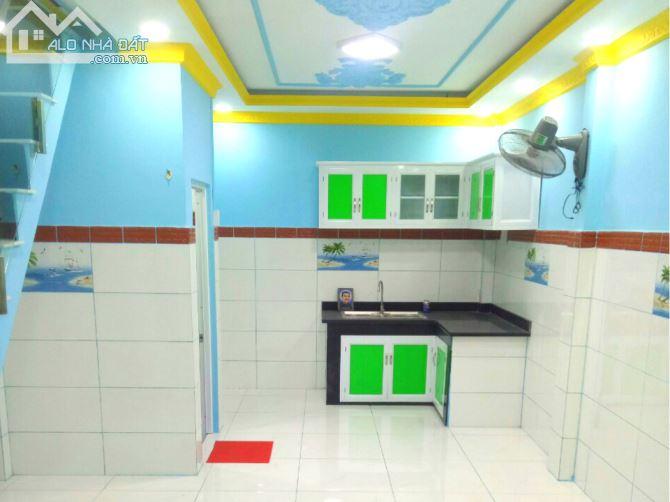 Nhà Mới Hẻm Nguyễn Thái Sơn, Dtsd 51m2, 1 Lầu 2 P.Ngủ 2 Wc, Thiết Kế Mới, Gò Vấp
