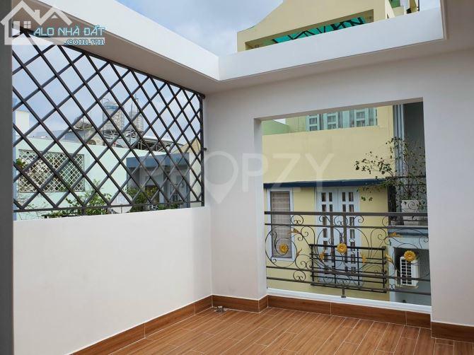 Bán nhà mới 100% hẻm 5m Hoà Hưng Quận 10 8.3 tỷ