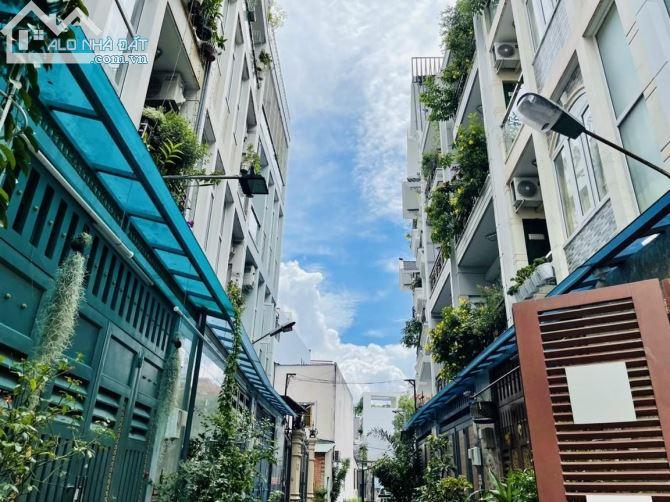 Bán nhà gần Quang Trung Q Gò Vấp, biệt thự mini, 53m2, nhà 4 tầng , 5,8 tỷ