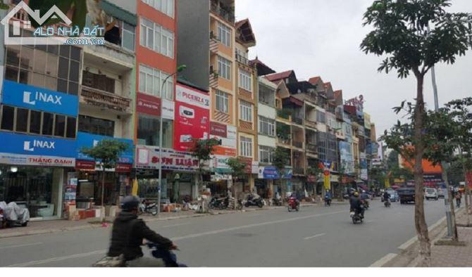 Nhà mặt phố MINH KHAI, Q. Hai Bà Trưng- Mặt tiền lớn- Kinh doanh sầm uất