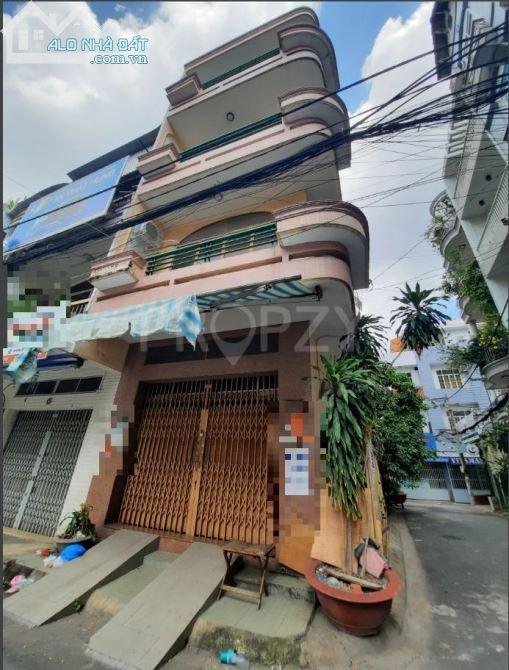 Cho thuê căn góc 134/2e Thành Thái quận 10, 4.5x17m 3l 26 triệu