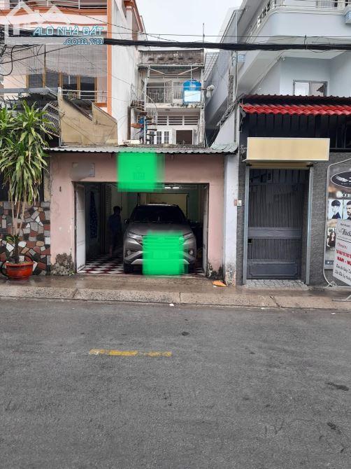 Mặt tiền kinh doanh Trần Quốc Tuấn, Gò Vấp, 170 m2