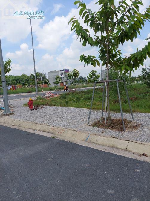 Bán gấp lô đất 2 mặt tiền giá 1,1 tỷ, Vĩnh Tân.