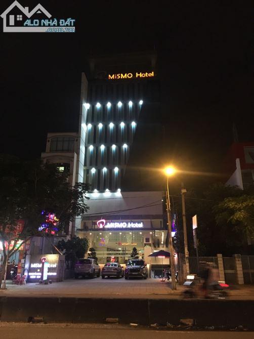Thông tin thật 100%- Bán khách sạn 3 sao MT Nguyễn Oanh, 13x53m, hầm+ 9 tầng, 50P, 130 tỷ