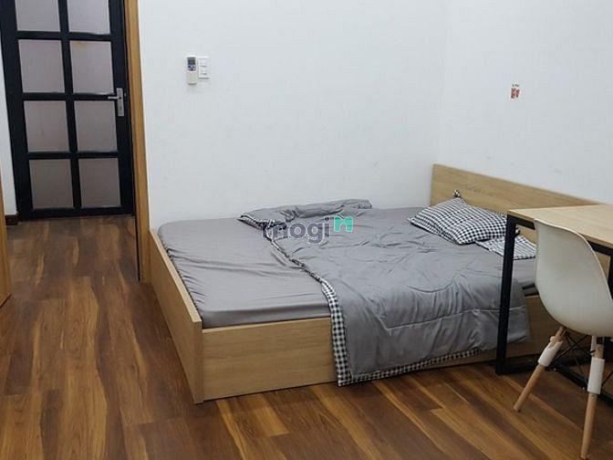 Căn hộ 1 phòng ngủ đường bắc hải quận q10 full nt